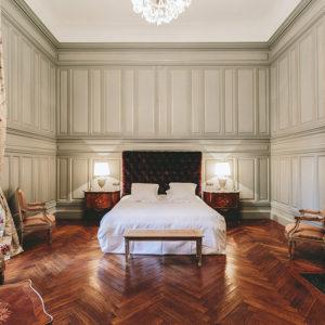 Étape oenoroyale au Chateau
